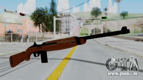 M1 Carbine pour GTA San Andreas