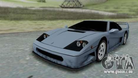 RC Turismo pour GTA San Andreas