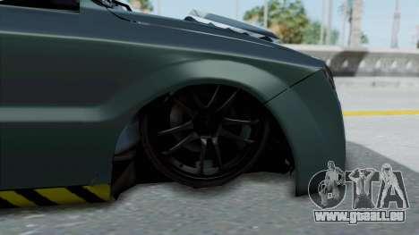 Ikco Dena Tuning pour GTA San Andreas sur la vue arrière gauche