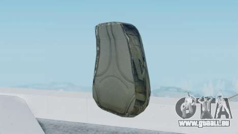 Arma 2 Czech Pouch Backpack für GTA San Andreas dritten Screenshot