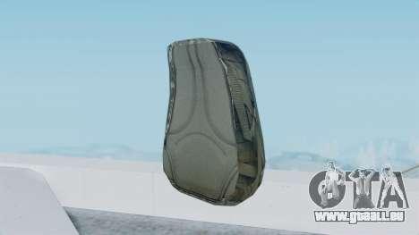 Arma 2 Czech Pouch Backpack pour GTA San Andreas troisième écran