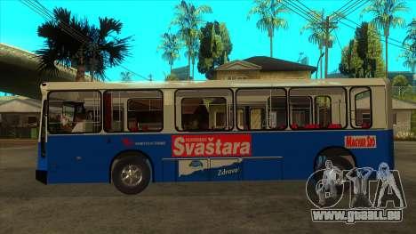 Ikarbus - Subotica trans für GTA San Andreas linke Ansicht