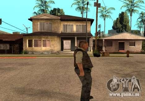 Sidorovich de S. T. A. L. K. E. R pour GTA San Andreas deuxième écran