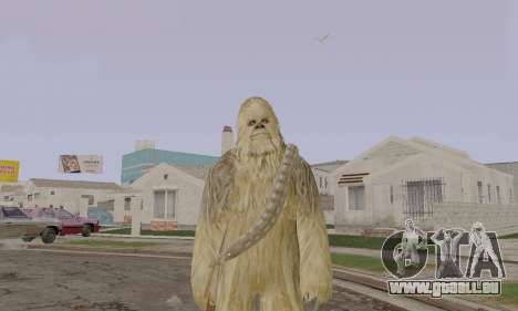 Chewbacca pour GTA San Andreas