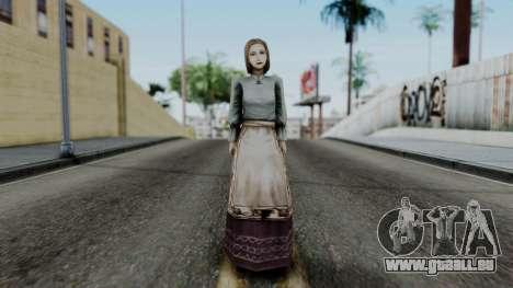Girl Skin 6 für GTA San Andreas zweiten Screenshot