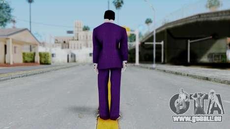 Bully Insanity Edition - MJ für GTA San Andreas dritten Screenshot