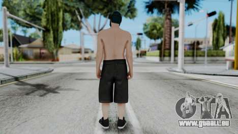 Skin Random 1 from GTA 5 Online für GTA San Andreas dritten Screenshot