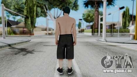 Skin Random 1 from GTA 5 Online für GTA San Andreas dritten Screenshot