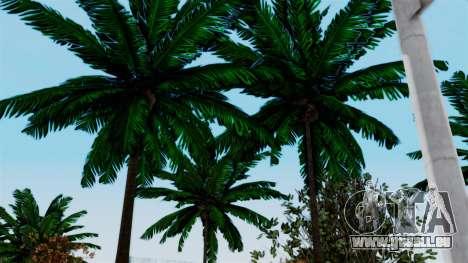 Vegetation Ultra HD für GTA San Andreas dritten Screenshot