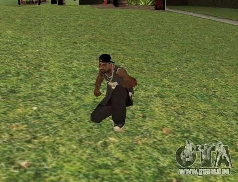 Black fam3 für GTA San Andreas dritten Screenshot