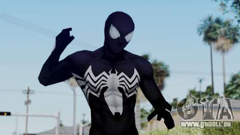 Marvel Future Fight Spider Man Black v1 pour GTA San Andreas