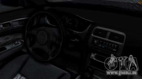 Nissan Silvia S14 Stance pour GTA San Andreas vue arrière
