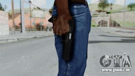 GTA 5 AP Pistol pour GTA San Andreas troisième écran
