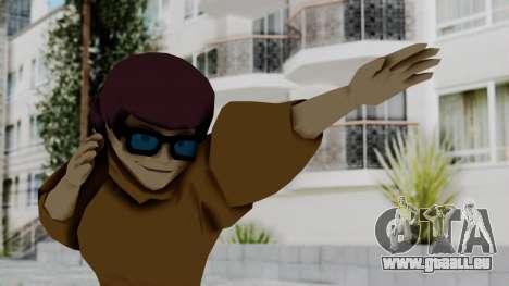 Scooby Doo Velma pour GTA San Andreas