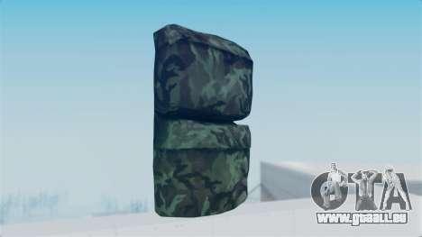 Arma 2 New Backpack für GTA San Andreas zweiten Screenshot