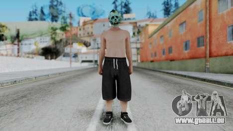 Skin Random 1 from GTA 5 Online für GTA San Andreas zweiten Screenshot