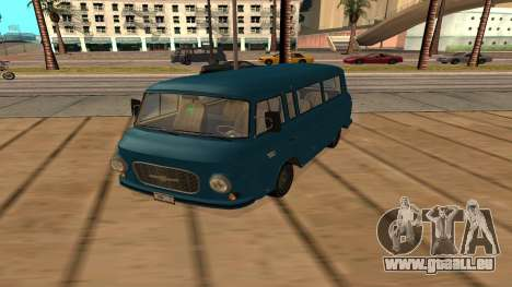 Barkas B1000 pour GTA San Andreas