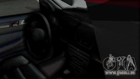 Audi A4 pour GTA San Andreas vue de droite