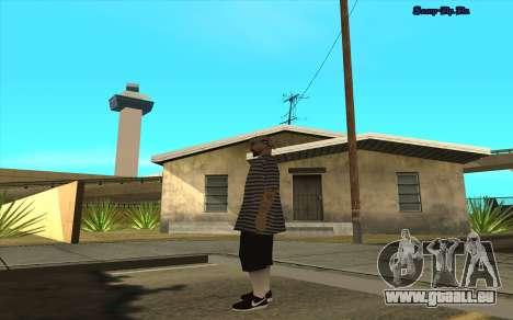 VLA3 pour GTA San Andreas troisième écran