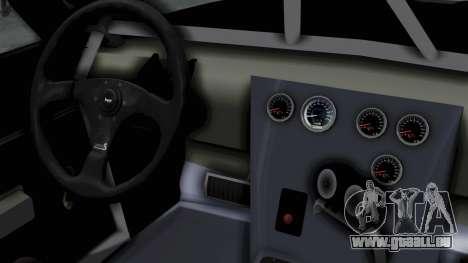 Dodge Charger 1970 Off Road  F&F7 pour GTA San Andreas vue de droite