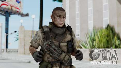 Crysis 2 US Soldier 6 Bodygroup B pour GTA San Andreas