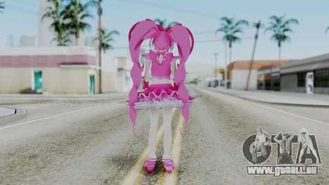 Sweet Precure Cure Melody für GTA San Andreas dritten Screenshot