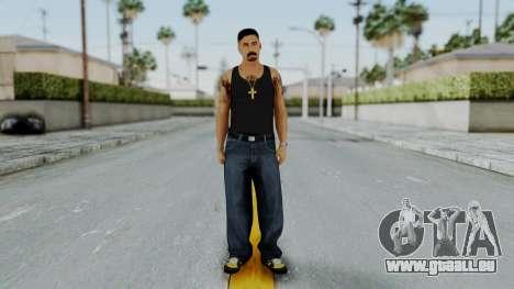 GTA 5 Mexican Goon 2 pour GTA San Andreas deuxième écran