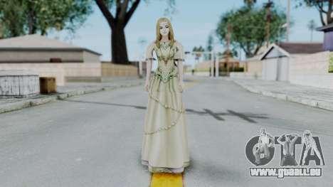 Girl Skin 2 pour GTA San Andreas deuxième écran