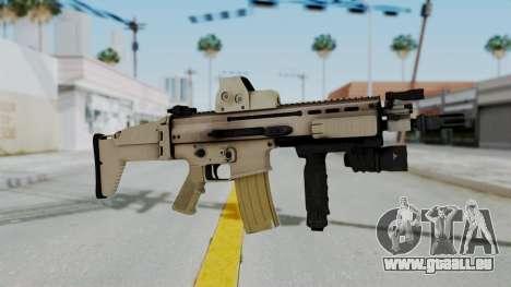 Arma2 MK16 Holo pour GTA San Andreas