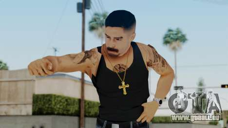 GTA 5 Mexican Goon 2 pour GTA San Andreas
