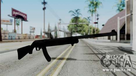 No More Room in Hell - Ruger 10 22 pour GTA San Andreas