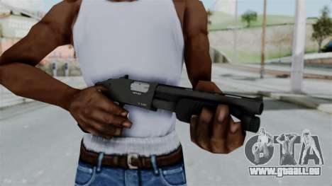 GTA 5 Sawnoff Shotgun pour GTA San Andreas