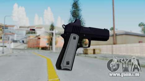 GTA 5 Heavy Pistol - Misterix 4 Weapons für GTA San Andreas dritten Screenshot