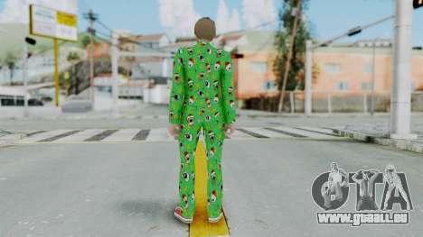 GTA Online DLC Festive Suprice 4 pour GTA San Andreas troisième écran