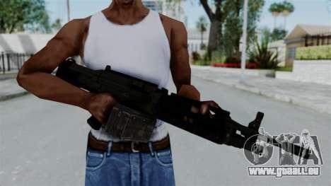 GTA 5 Combat MG für GTA San Andreas