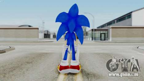 Sonic The Hedgehog 2006 für GTA San Andreas dritten Screenshot