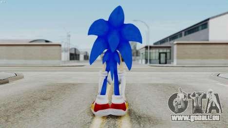 Sonic The Hedgehog 2006 für GTA San Andreas dritten Screenshot