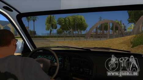 Honda Accord Sedan 1997 für GTA San Andreas Innenansicht