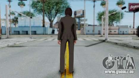 GTA 5 Karen Daniels IAA für GTA San Andreas dritten Screenshot