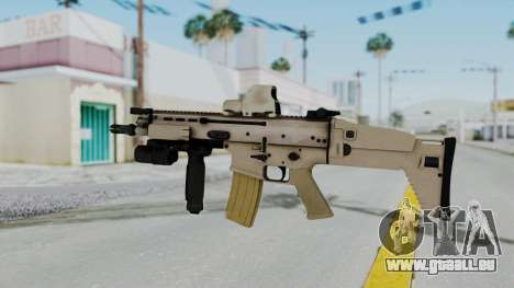 Arma2 MK16 Holo pour GTA San Andreas deuxième écran