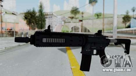 GTA 5 Carbine Rifle für GTA San Andreas