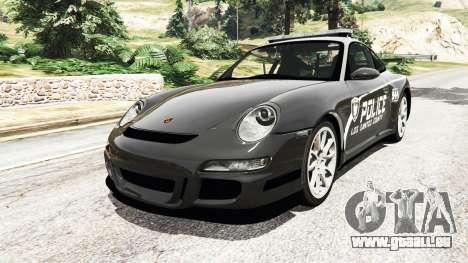 Porsche 911 GT3 RS Pursuit Edition pour GTA 5