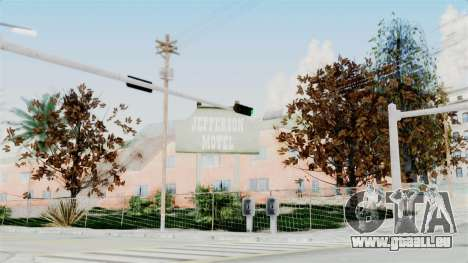 Vegetation Ultra HD für GTA San Andreas zweiten Screenshot