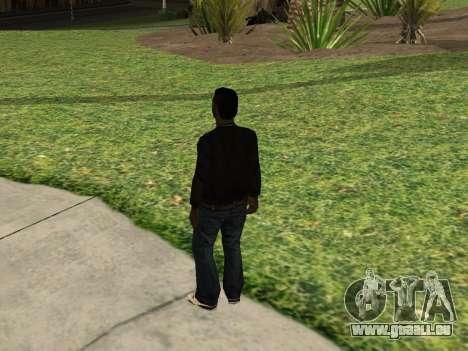 Black Madd Dogg (Thug life) für GTA San Andreas zweiten Screenshot