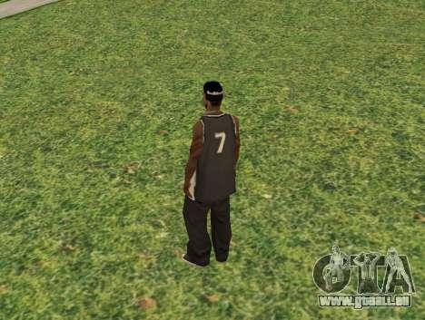 Black fam3 für GTA San Andreas zweiten Screenshot