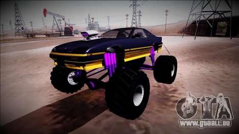 GTA 5 Imponte Ruiner Monster Truck für GTA San Andreas