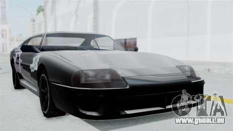 Bouffon Винил Machine de Combat из NFS ProStreet pour GTA San Andreas