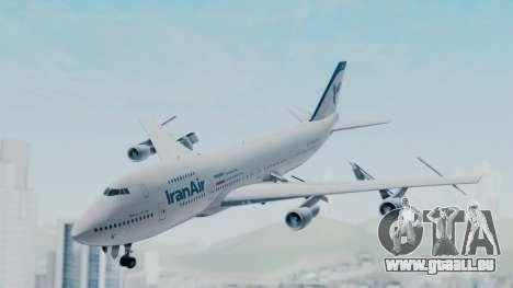 Boeing 747-186B Iran Air für GTA San Andreas