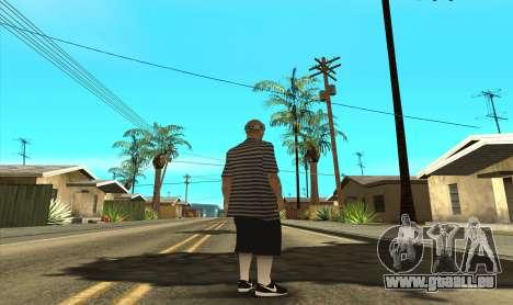 VLA3 pour GTA San Andreas deuxième écran