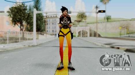 Tracer - Overwatch pour GTA San Andreas deuxième écran